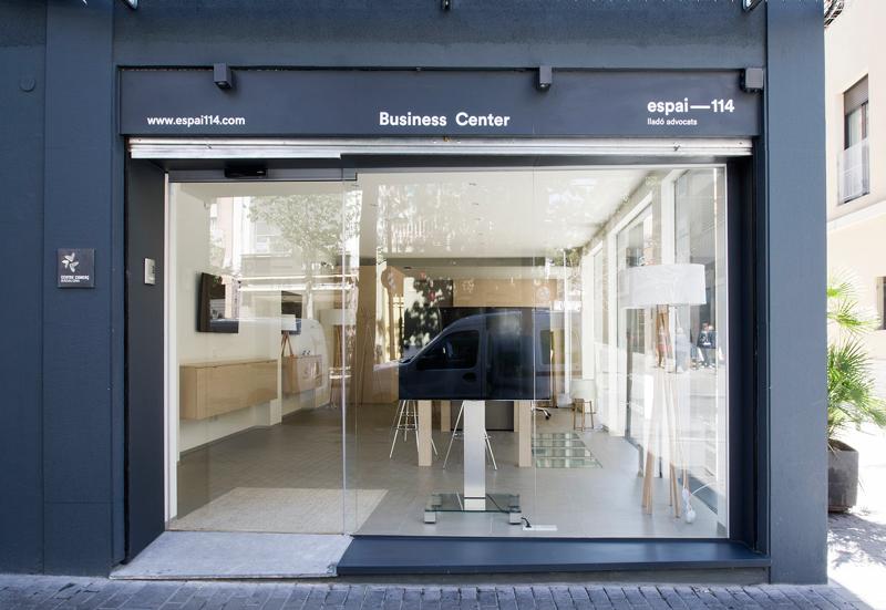 Badalona Espai114 centre de negocis business center