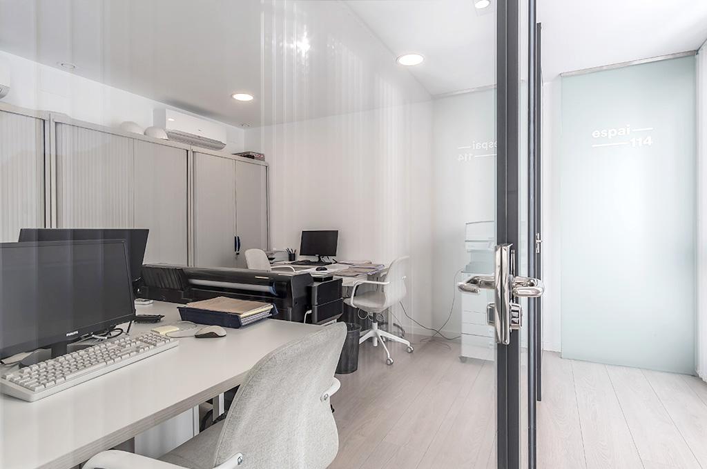 despatx privat autònom empresari Badalona Espai114 centre de negocis business center