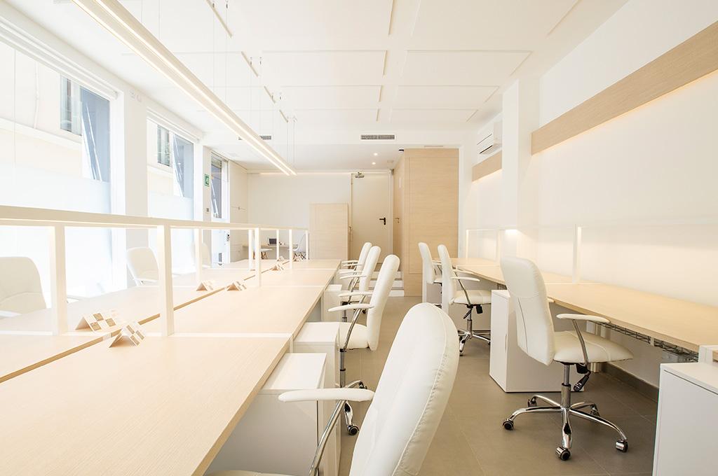 coworking espai de treball compartit Badalona Espai114 centre de negocis centre