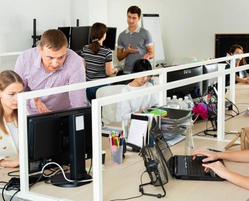 coworking espai treball negoci autònom