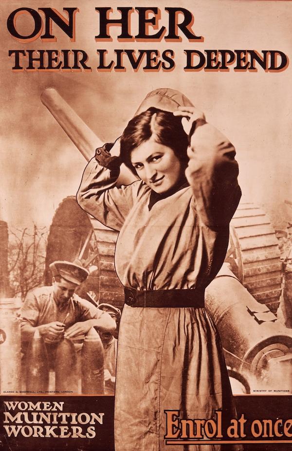 Women's First World War